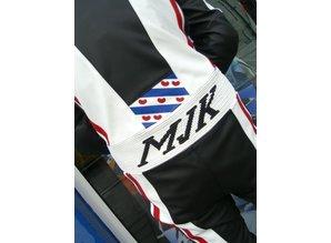 MJK Leathers Voorbeelden Leren Motorpak-Raceoverall-Combipak