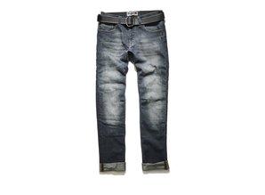 PMJ Motor Jeans Caferacer Denim Jeans