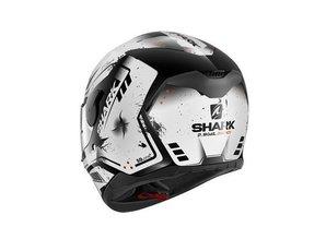Shark D-Skwal Dharkov Integraal Motorhelm bij MJK Leathers