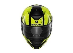 Shark D Skwal Dharkov High Visibility Integraal Motorhelm