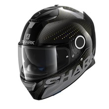 Shark Spartan Carbon Cliff Integraal Motorhelm