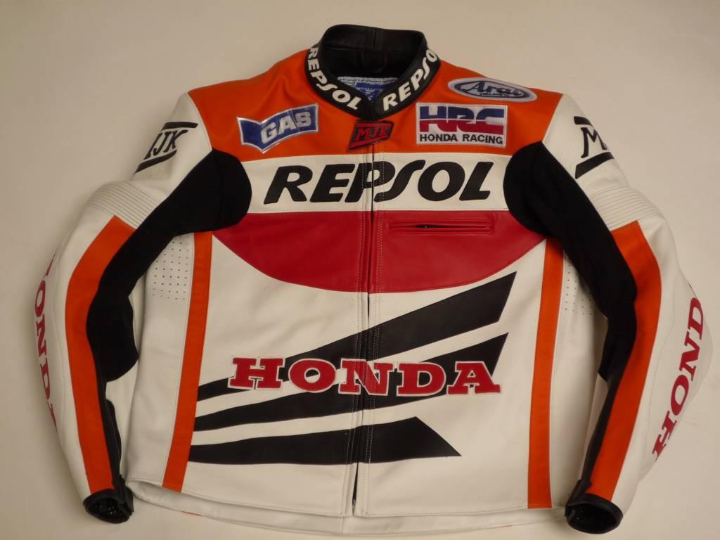 Hedendaags Voorbeelden MJK Leren Motorpak-Raceoverall-Combipak - MJK Leathers RG-15
