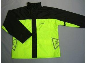 Racer Fluo-Rainjacket Regenjack