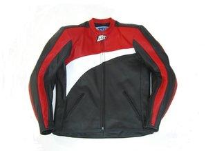 MJK Leathers Umbria Leren Motorjack