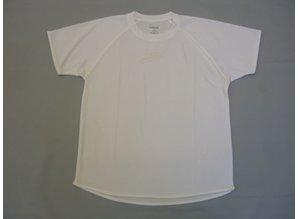 Santino Casual Comfort T-Shirt / Sportshirt wit en zwart