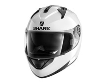 Shark Ridill Blank Integraal Motorhelm