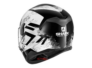 Shark D-Skwal Hiwo Voordelige Motorhelm