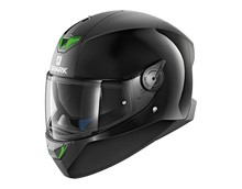 Shark Skwal 2 LED Dual Black Integraal Motorhelm