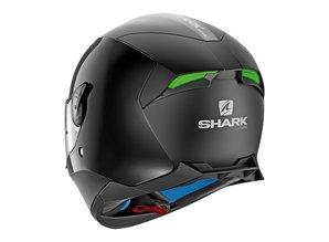 Shark Skwal 2 LED Dual Black Integraal Motorhelm