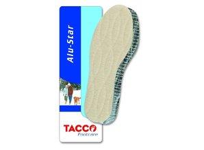 Tacco Footcare Alu-Star Isolerende Inlegzolen