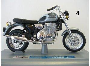 Maisto Diverse Merken Model Motoren Schaal 1:18