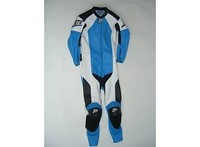 Junior Leren Raceoveralls
