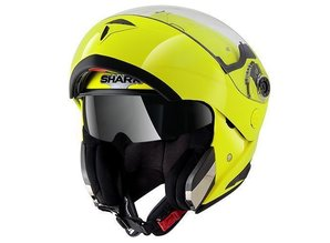 Shark OpenLine High Vis Systeemhelm