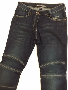 Racer Kevlar®Cordura®Stretch Dames Motor Jeans