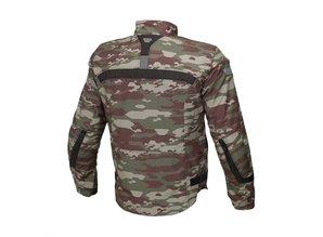Macna Command Plus Camouflage Textiel Motorjas