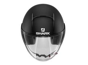 Shark Micro Blank Mat Jethelm voor Motor en Scooter