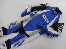 MJK Leathers Voordelige Sidewinder Yamaha Raceoverall