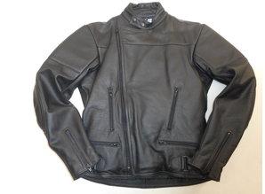 "MJK Leathers  ""Snuffelrek"" Opruiming Leren  Motorjack Heren"