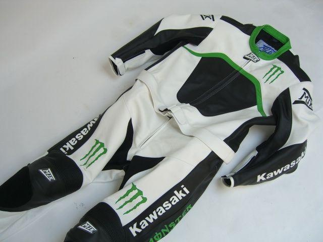 Spiksplinternieuw Voorbeelden MJK Leren Motorpak-Raceoverall-Combipak - MJK Leathers KT-88