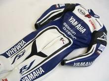 MJK Leathers Yamaha-Lorenzo Replica Raceoverall