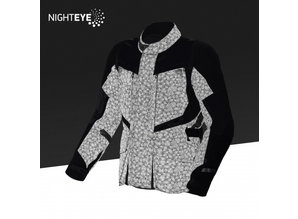 Macna Fusor Night Eye Textiel Motorjas