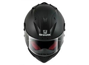Shark Race-R PRO Blank Mat zwart Integraal Motorhelm