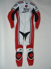 MJK Leathers Tarmac Dames Raceoverall