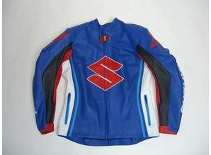 MJK Leathers Tarmac Suzuki Leren Motorjack voor Dames
