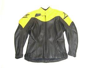 MJK Leathers Le Mans Leren Motorjack Dames