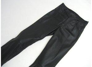 MJK Leathers Jeans Leren Motorbroek voor Dames