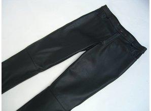MJK Leathers Jeans Leren Motorbroek Heren