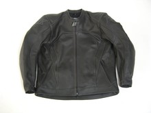 MJK Leathers Black Legend Motorjack