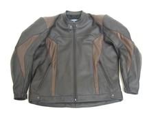 MJK Leathers Black Carbon Cota Motorjack