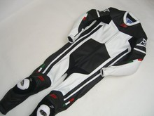 MJK Leathers Italy Race Overall