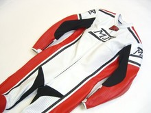 MJK Leathers Tarmac Raceoverall