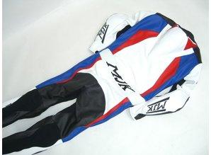 MJK Leathers Brands Hatch Leren Raceoverall Heren