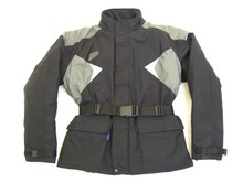 MJK Leathers Zembla Textiel Motorjas