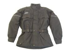 MJK Leathers Reflex Textiel Motorjas