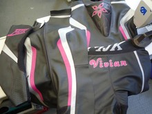 MJK Leathers Imatra Dames Raceoverall