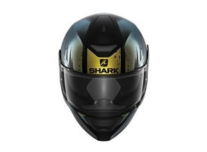 Shark D-Skwal Dharkov Mat Integraal Motorhelm