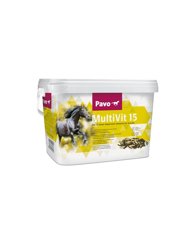 Pavo Pavo Multivit 15 3KG