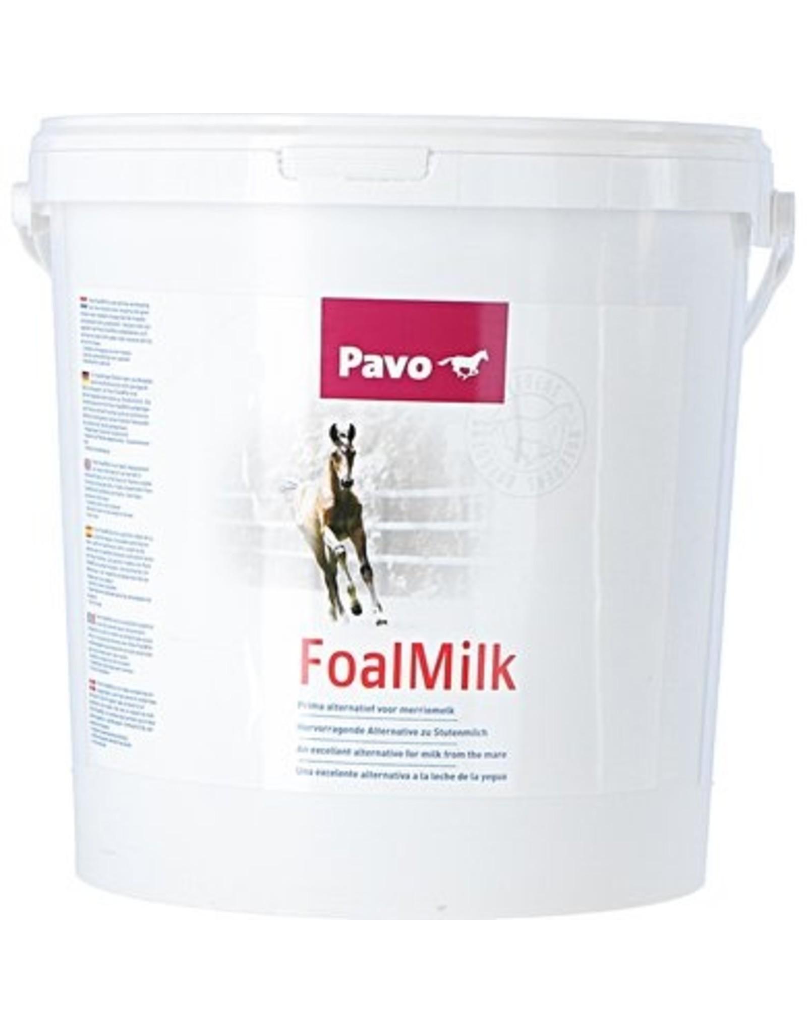 Pavo Pavo Foalmilk