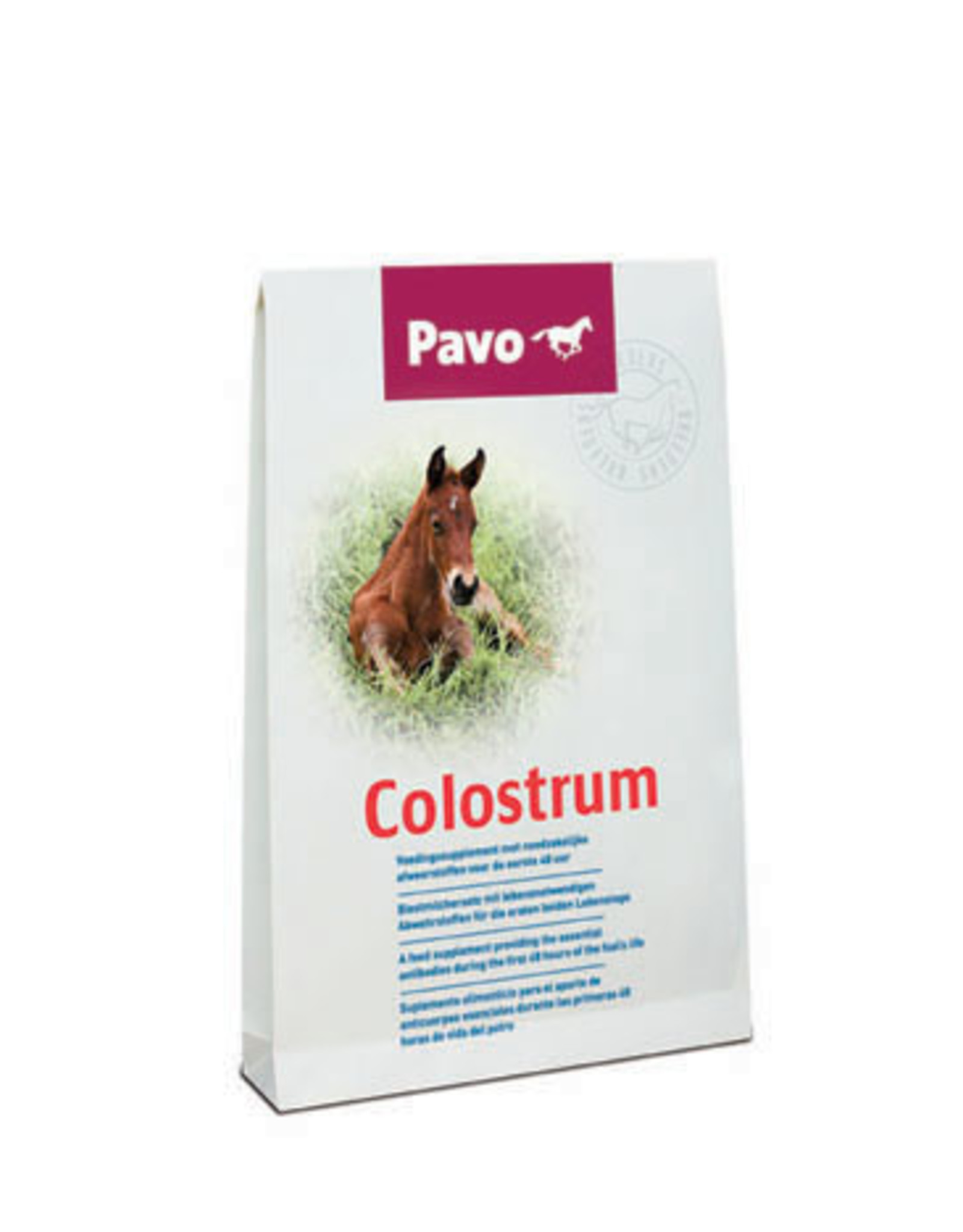 Pavo Pavo Colostrum