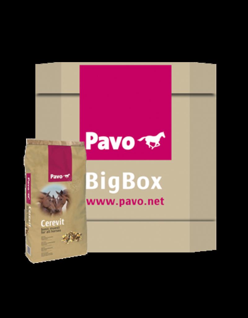 Cavalor Pavo Cerevit Big Box 600 kg