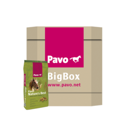 Pavo Pavo Natures Best Big Box 550 kg