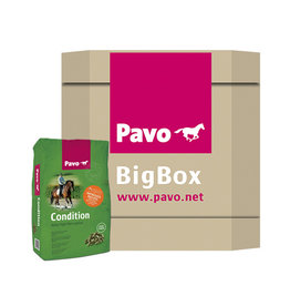 Pavo Pavo Condition Big Box 725 kg