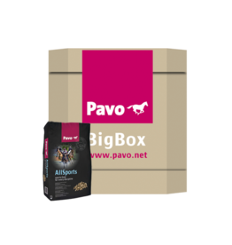 Pavo Pavo AllSports Big Box 725 kg