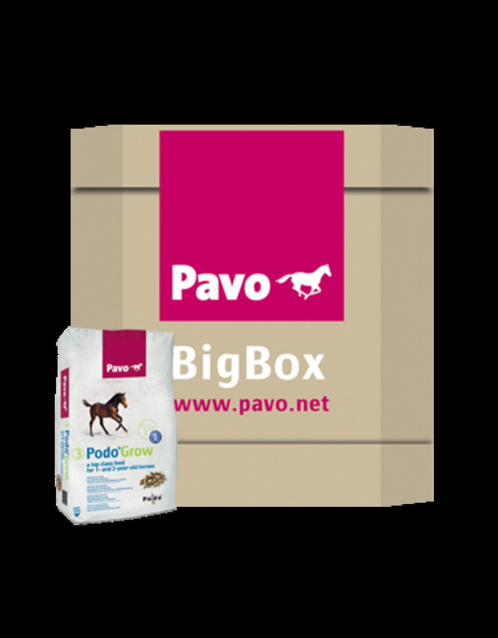 Pavo Pavo Podo®Grow Big Box 725 kg