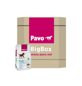 Pavo Pavo Podo®Grow Big Box 725 kg