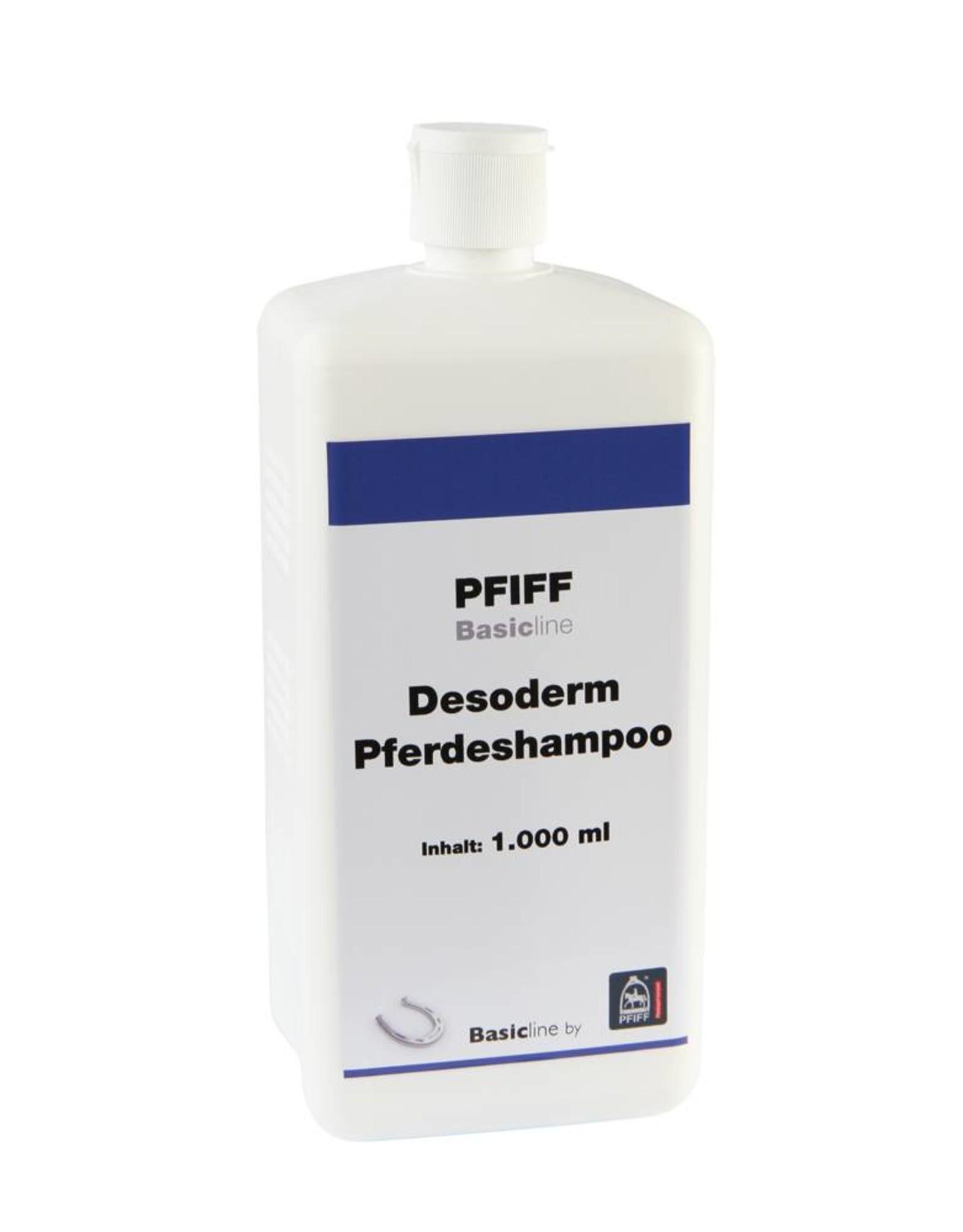 Pfiff -Desoderm paardenshampoo 1000ml